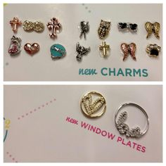 Origami Owl NEW products, Fall 2013. #charms #charmsforlocket #origamiowlcharms
