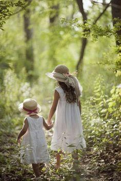 A walk in the Garden~~