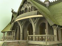 Pin by Kitty Cameron on Anime Beautiful buildings Architecture Google architecture