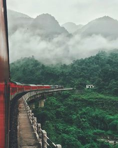 Just a casual rainy day 🌧️ near Halflong Pic Credits- Hiking Photography, Nature Photography, Trains, Romantic Honeymoon Destinations, Love Background Images, Nature View, Beautiful Places To Travel, Tourist Places, Travel Around The World