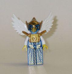 LEGO Chima Ewald the Eagle Leader LOOSE ONLY 70011 #LEGO