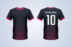 Download 24 Jersey Mockups Ideas Jersey Soccer Jersey Sport T Shirt