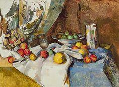 Titre de l'image : Paul Cézanne - Nature morte