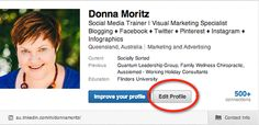 How to Enhance Your LinkedIn Profile With Professional Portfolio, by Donna Moritz