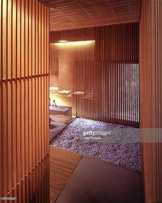 Ginzan Onsen Fujiya, Yamagata, Japan, Architect Kengo Kuma & Associates, Ginzan Onsen Fujiya Ensen (Hotbath) A.