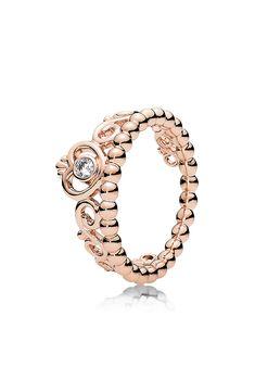 efd7c2493 14 Best Pandora Princess Ring images in 2017 | Jewelry, Pandora ...