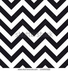 chevrons seamless pattern background retro vintage design - stock vector