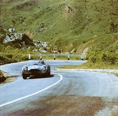 "legendsofracing: "" The Shelby Cobra of Bob Bondurant and Phil Hill at the 1964 Targa Florio. """