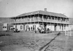 The Cosmopolitan Hotel, Old Town, added a second story to the Bandini family home in 1869 for paying guests. Wedding here? Oldest saloon in town! 10 vintage hotel rooms, patio restaurant