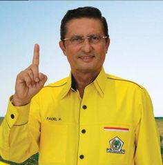 Wakil Ketua Umum Partai Golkar Fadel Muhammad