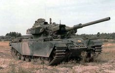 Picture of the Centurion (A41).