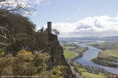 Kinnoull Hill and Deuchny Hill Fort – Fife Walking