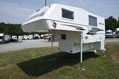 Northern Lite EX Truck Camper For Short Bed Trucks, www. Short Bed Truck Camper, Pickup Camper, Car Camper, Campers, Go Camping, Outdoor Camping, Camping Beds, Camping Hacks, Truck Camper Shells