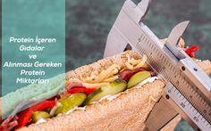 Sağlıklı gelişim açısından protein içerikli gıda ürünlerini yakından tanıyalım.