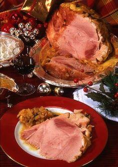 Recette de Jambon de Noël Plus