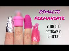 Eliminación del esmalte semipermanente (Fast Delight) con manicure metodo Gamax - YouTube Helen Nails, Semi Permanente, Eye Makeup, Hair Makeup, Magic Nails, Dipped Nails, Nail Studio, Nail Decorations, Cnd