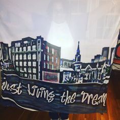 Absolutely in love with our collaboration with #rootcompass as evidenced by this beautiful Living The Dream scarf #3pieceurbanartisan