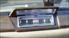 Left Front Rolls Royce Ash Tray from 1982 Silver Spur Drivers Side Clean | eBay