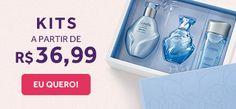 Perfumaria feminina: colônias e perfumes femininos - O Boticário Conheça todas as linhas de perfumes e de desodorantes colônia para mulheres. Compre online. https://goo.gl/aaVyd8