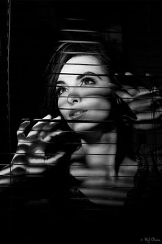 Sometimes the walls of this dingy room in the Noir Hotel start to feel like a cell, the window's blinds like bars, and she wonders if she'll ever escape this life she chose...
