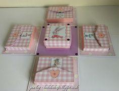 3D project, Exploding Stationert box, Crafters Companion Be Bunni Baby  www.hookedonkrafts.co.uk