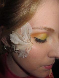 #flower #makeup