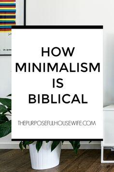 How minimalism is bi