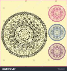Find Mandala Art Design Vector 3 Colors stock images in HD and millions of other royalty-free stock photos, illustrations and vectors in the Shutterstock collection. Thousands of new, high-quality pictures added every day. Arabic Design, Arabic Art, Mandala Artwork, Mandala Design, Design Art, Royalty Free Stock Photos, Tapestry, Wall Art, Illustration