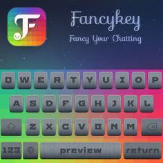 Hey folks! Check out my new theme made with @Fancykey  http://dl3.fancykeyapp.com #Fancykey