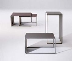 Arco Turnover coffee table | Minimal Design (2005)