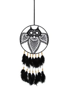 Owl Dream Catcher Large Dreamcatcher Black Dreamcatcher #dreamcatcher , #crochetdreamcatcher , #lacedreamcatcher , #bohodreamcatcher , #bohostyle , #bohochic , #boho , #hippiedecor , #bohemianstyle , #makatarina, #etsyshop , #etsysellersofinstagram , #crochetinglove , #crochetart , #bohowalldecor , #hippie, #bohochic , #bohostyle , #crocheteddreamcatcher, #gypsy, #gypsystyle #wedding #owl #owldreamcatcher #doilydreamcatcher