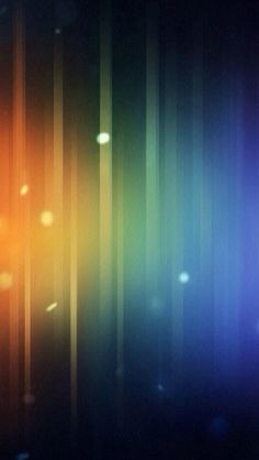 Abstract Colorful Tassels Blur Background #iPhone #5s #wallpaper