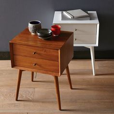 Fancy - Mid-Century Nightstand