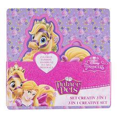 Set forme din burete Princess - PRI-XP07 Princess Palace Pets, Disney, Princess Peach, Creative, Character, Disney Art