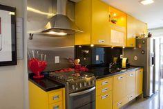 Apartamento Vila Nova Conceição : Cozinhas translation missing: br.style.cozinhas.moderno por Asenne Arquitetura