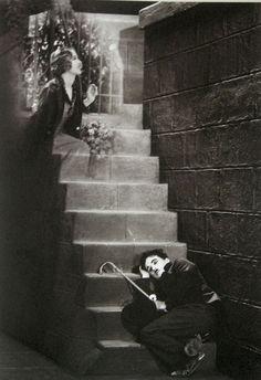 Charlie Chaplin, City Lights