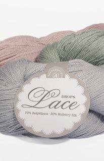 Muestrario de colores DROPS Lace ~ DROPS Design