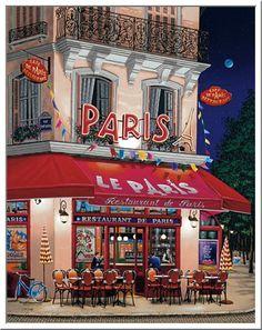 Gay Guesthouse Giovanni's room Paris Www.paris The best gay bbk guesthouse in the world! Paris France, Paris Paris, Montmartre Paris, Paris City, Restaurant Paris, Sidewalk Cafe, French Cafe, French Bistro, Shop Fronts