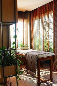 Resultado de imagem para decoração em sala de massagem