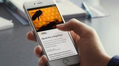 Forget websites, #Facebook wants you to read the news in its app http://cnet.co/1RUCIp3