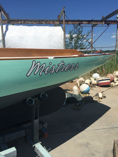 Mistress Boat Names, Mistress