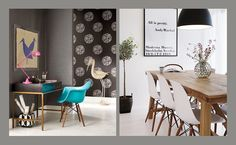 Chaise Eames, inspirations