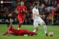 Vs Turkey, 0-3, Sept 06, 2015