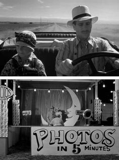 "Paper Moon ""Paper Moon is a perennial favorite around these parts. Filmed in the early 1970s, its pitch-perfect rendition of the Great Depression in Kansas will fool even the most persnickety of viewers like, ahem, me. The only giveaway that it's a modern throwback is the improved picture quality, a fact that is generally lost on me since I'm always too googly-eyed over Ryan O'Neal to notice or care."""
