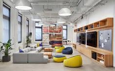 Image result for new york communications office new york design