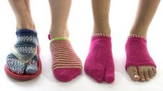 Flip Flop Socks - love 'em or not they have their use for broken toes!!! Thanks