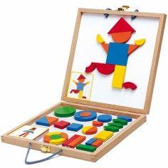 Géoforme box (42 pieces) - Djeco