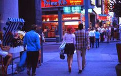 Montreal, Canada in the 1960s