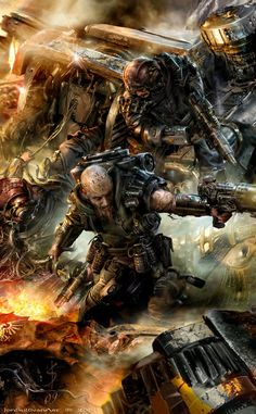 Tagged with warhammer for the emperor, imperial guard, warhammer wednesday; The Hammer of the Imperium, The Imperial Guard Warhammer 40k Art, Warhammer Fantasy, Twilight Princess, World Of Warcraft, Warcraft Art, Fantasy Races, Sci Fi Fantasy, Dark Fantasy, Space Wolves