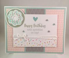 CTMH-Sugar Rush-Happy Birthday with Sprinkles